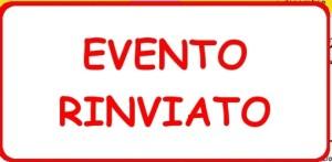 rinvio-evento-rinviato